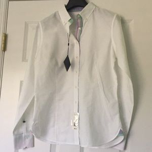 Brooks Brothers Non-Iron Tailored Fit Button Down